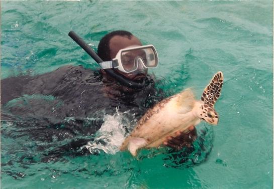 The beautiful Exumas in the Bahamas